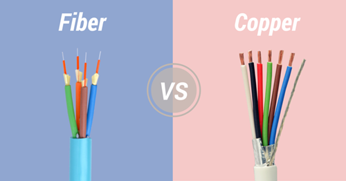 fiber vs. copper