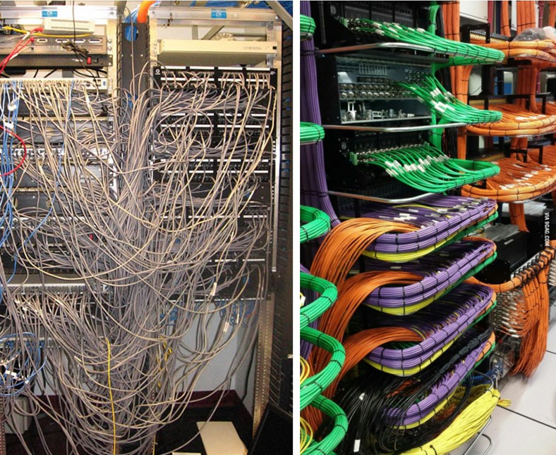 Take Cable Management Seriously