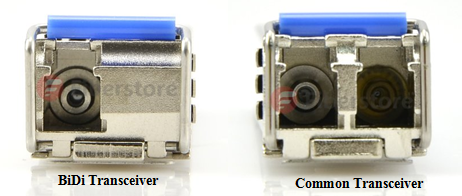 Bidi-transceiver-vs-common-transceiver