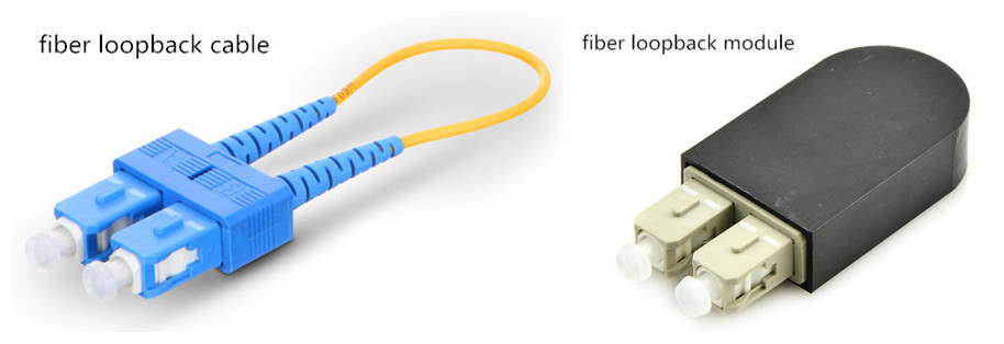 fiber optic loopback