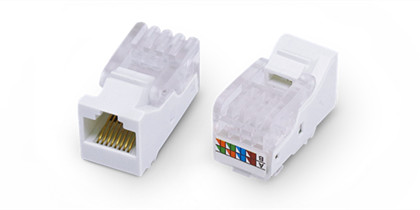 cat5e toolless Keystone Jack