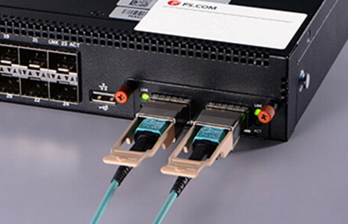 100G QSFP28 AOC and Switch Solution