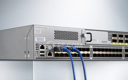 Cisco Switch with SFP module