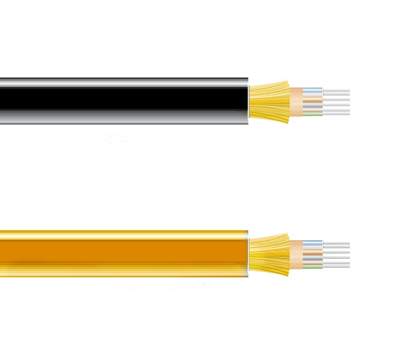 Multicore Fiber Cable