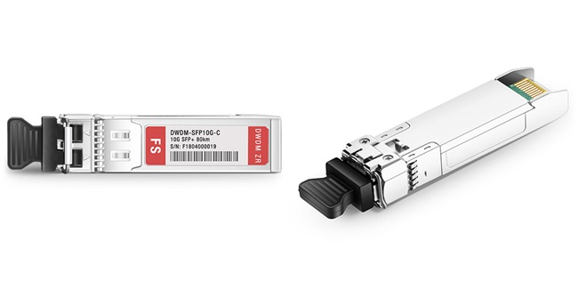 10G DWDM C-band Tunable SFP+