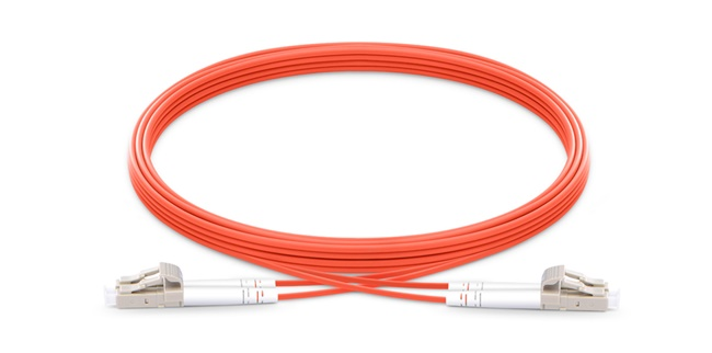Figure 2: OM1 Multimode Fiber Optic Cable