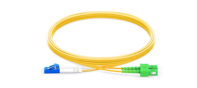 Figure 1: Single Mode Bend Insensitive Fiber Optic Cable