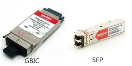 SFP vs. GBIC