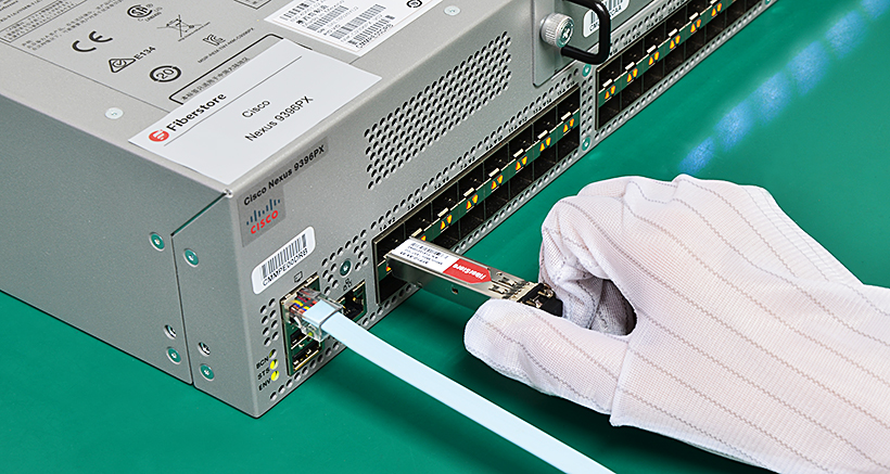 Commonly Used Sfp Transceivers Fiber Optic Communication
