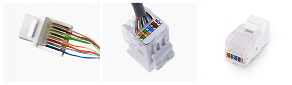 Achieve Simple Connection With Toolless Keystone Jack 3