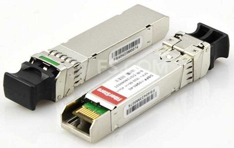 DWDM SFP+ transceiver