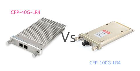 cfp-40g-lr4 vs. cfp-100g-lr4