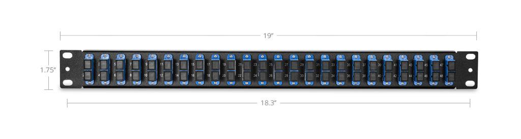 SC patch panel